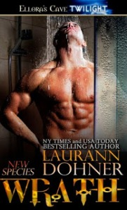 Laurann Dohner - Serie Nuevas Especies - 06 Wrath